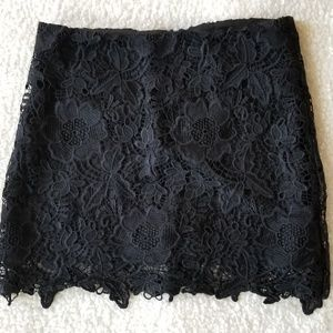 😍 Lace Skirt